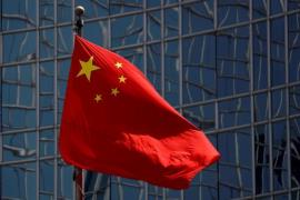 China flag reuters