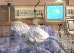 COVID unit pyeongtaek bagaehospital