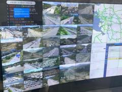 도로공사 CCTV <사진=TBS>