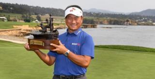PGA 챔피언스 투어 우승한 최경주