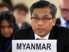 Kyaw - Reuters