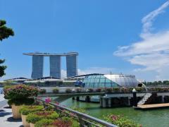 Singapore Marina Bay Sands (Photo: TBS)
