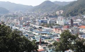 Gongju North Chungcheong population decline