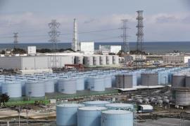 Fukushima Daiichi nuclear power plant Okuma Japan