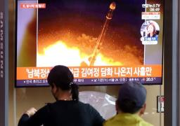 North Korea news missile test Seoul Station
