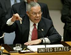 U.S. Secretary of State Colin Powell from 2003 - Reuters