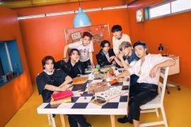 BTS group pic Big Hit