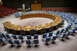 유엔 안보리 회의실 <사진=AFP>