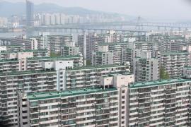 서울 재건축 아파트 모습