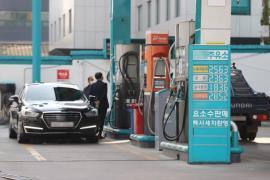 gas pump high prices seoul