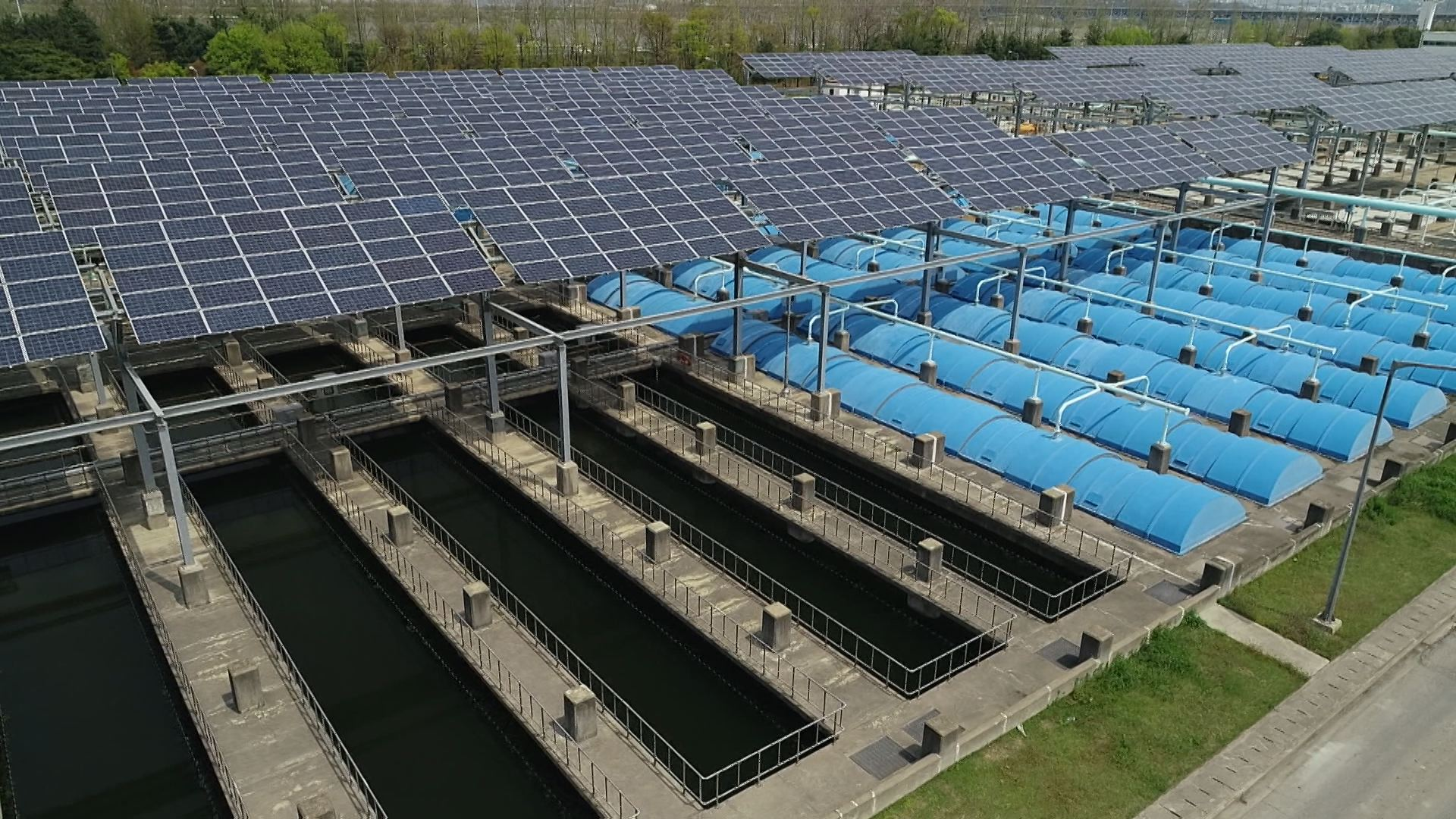 서울 물재생센터, '전기'도 만든다…6만 가구 1년 사용