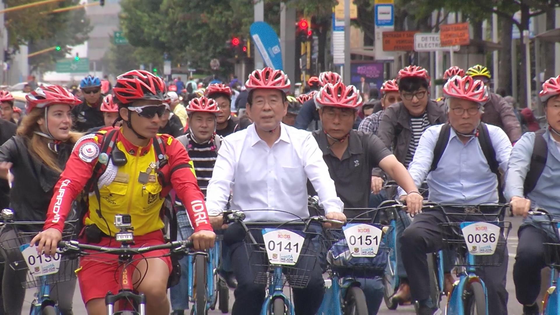 서울 주요간선 따라 자전거도로…막힘없이 달린다