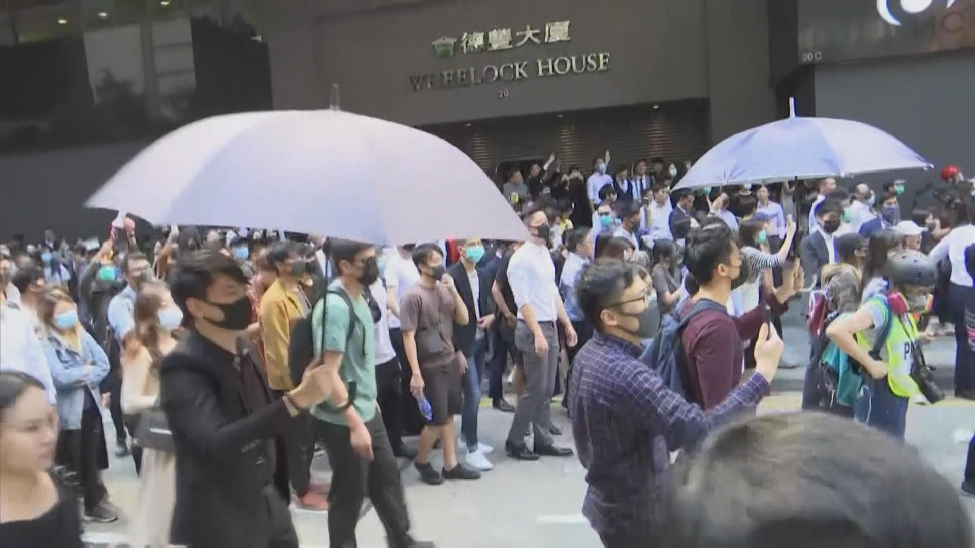 홍콩 이달 체포자 500명 넘어…11살 어린이까지 체포