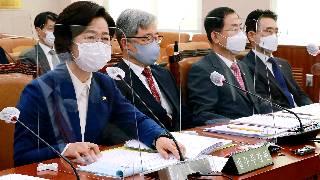 추미애, 윤석열 향해 선 넘었다...야당, 추 장관 사퇴 압박
